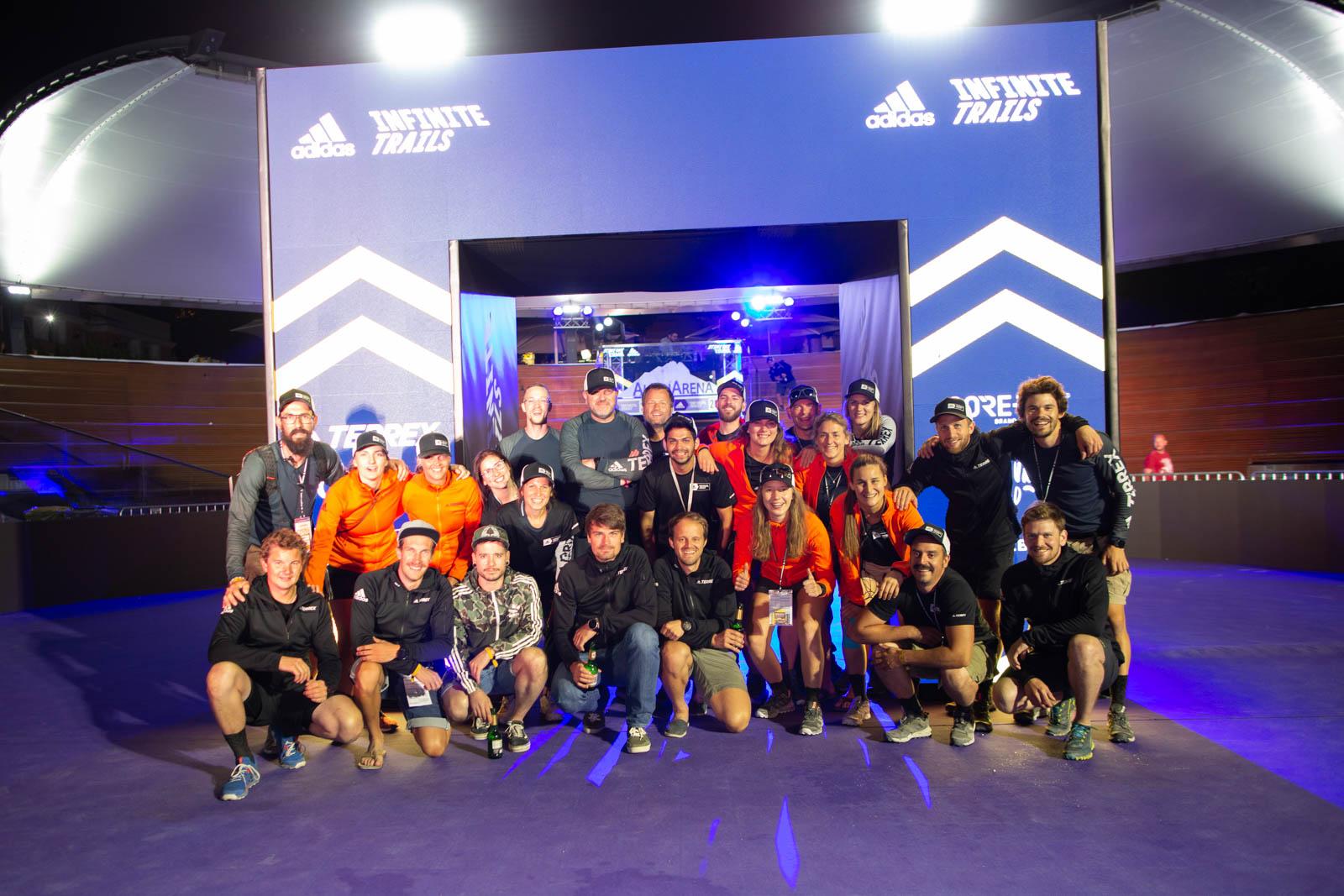 adidas infinite trails, bergsport, trailrun weltmeisterschaften